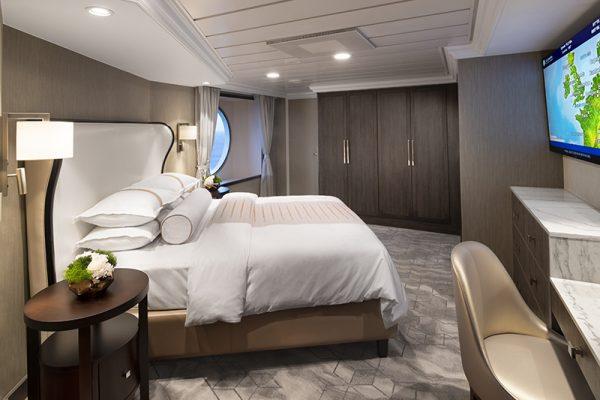 Club Ocean Suite Cat. CO - Bedroom