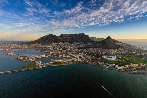Azamara Pursuit Tabe Mountain Cape Town