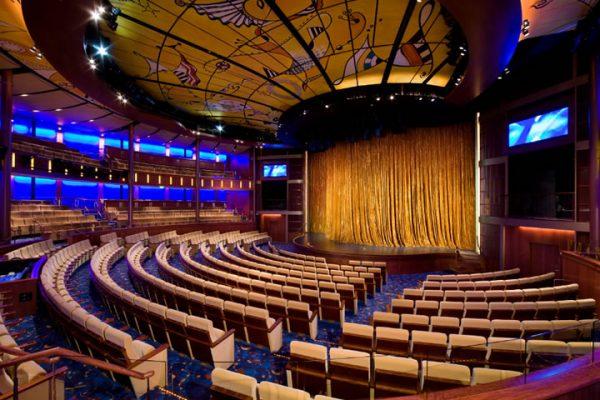 Celebrity Solstice ship-gallery-theatre