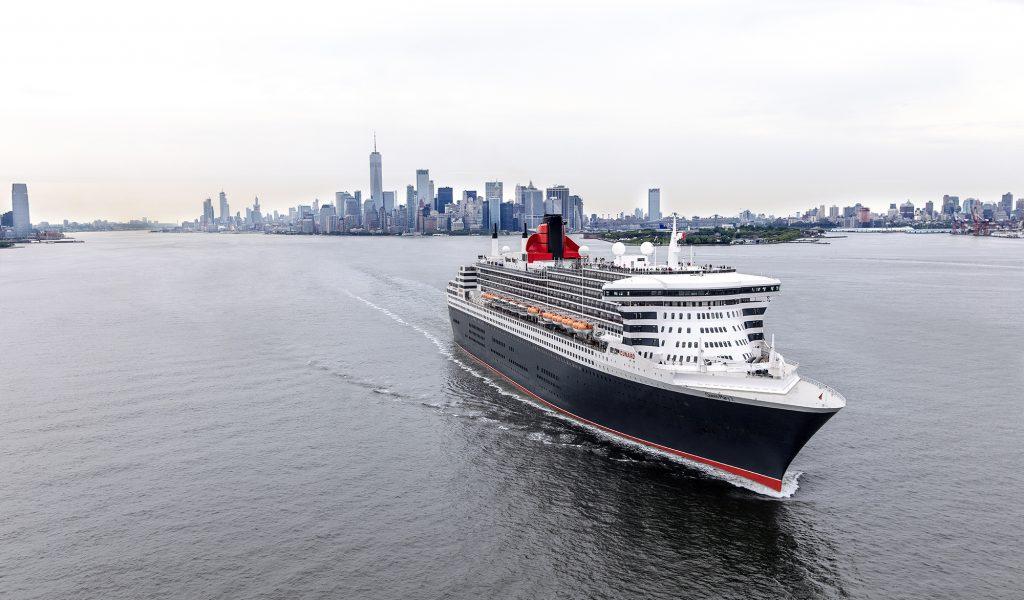 Cunard Eastbound Hero