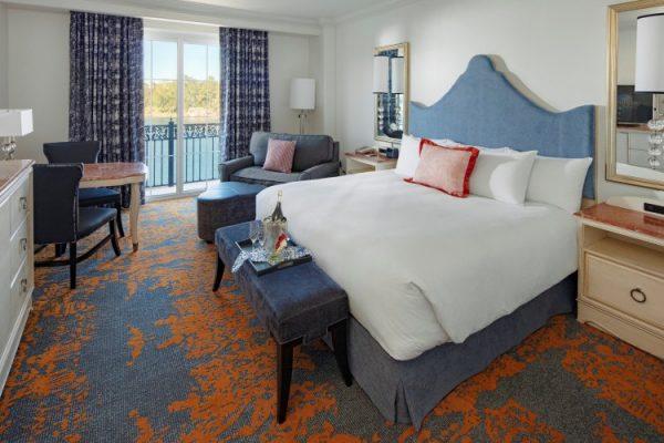 19-43999 LPBH19 Standard King and Queen 120319 thru 120419, Loews Portofino Bay Hotel at Universal Orlando, LPBH, PBH, Resort, RES, Hotels, Accommodations, Premier, Universal Orlando Resort, UOR, UO