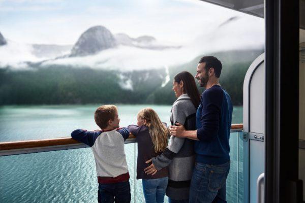 Family Cruising In Alaska