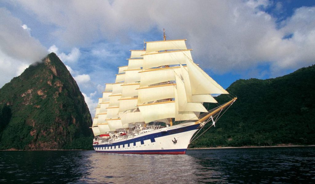 star clippers Royal Clipper Exterior